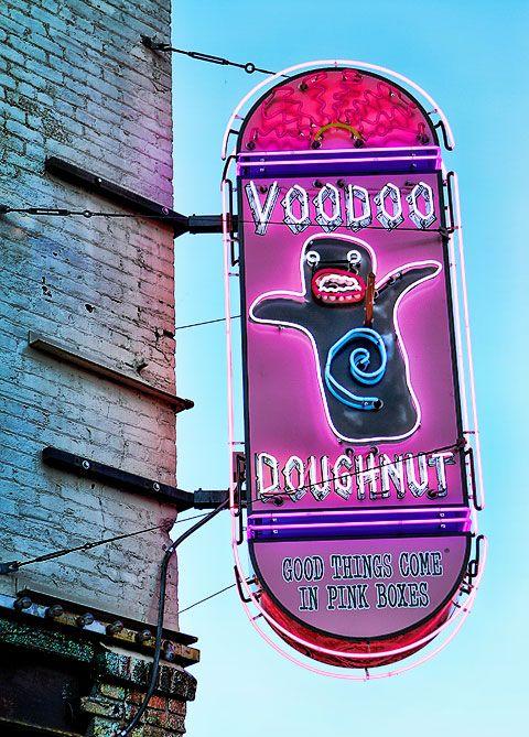 Voodoo Donuts   Portland Oregon travel guide   Girlfriend is Better