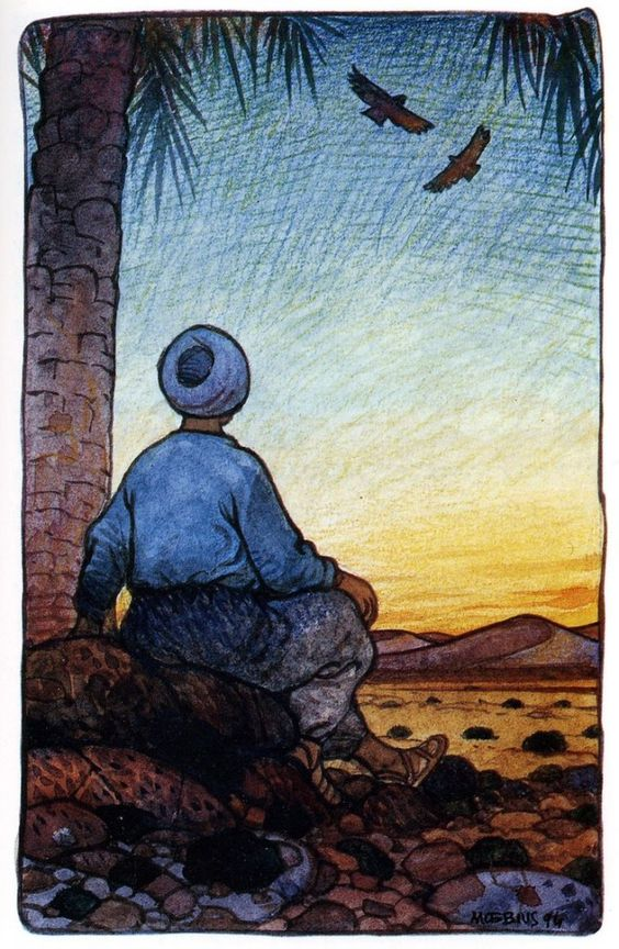The Alchemist by Paulo Coelho | Illustrated by Moebius | Quick Reads | Girlfriend is Better