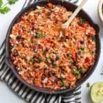Skillet care, health + recipes   Mexican cauliflower rice   Girlfriend is Better