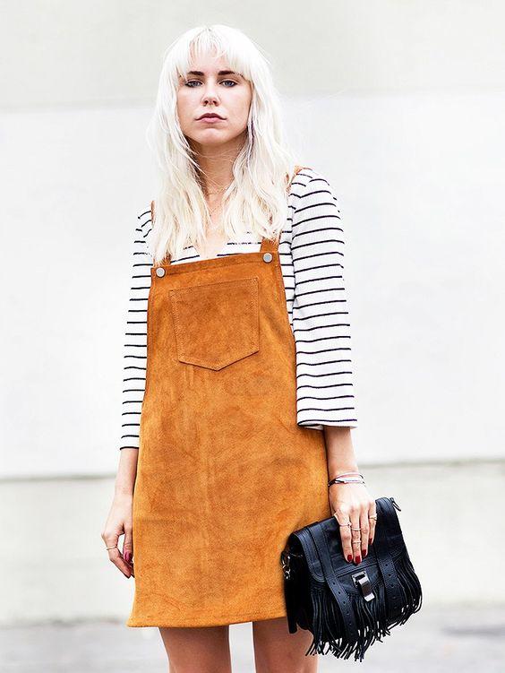 Suede jumper, grown-up fashion   Girlfriend is Better