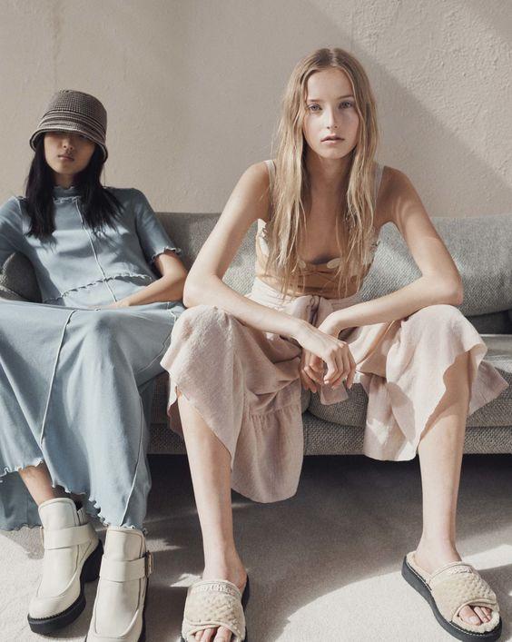 Wide-cut pants | Chloé Resort 2017 collection | Girlfriend is Better