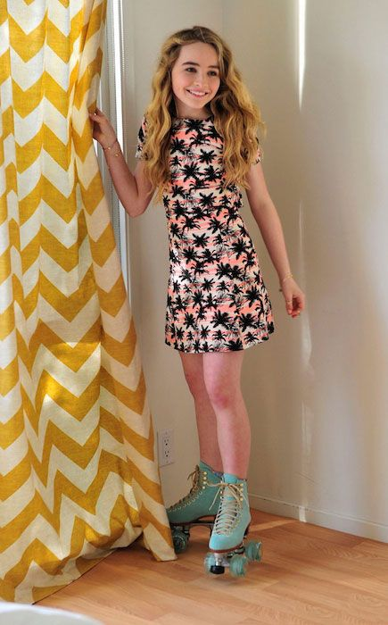 5 cell phone rules for healthy teens   Sabrina Carpenter on roller skates   Girlfriend is Better
