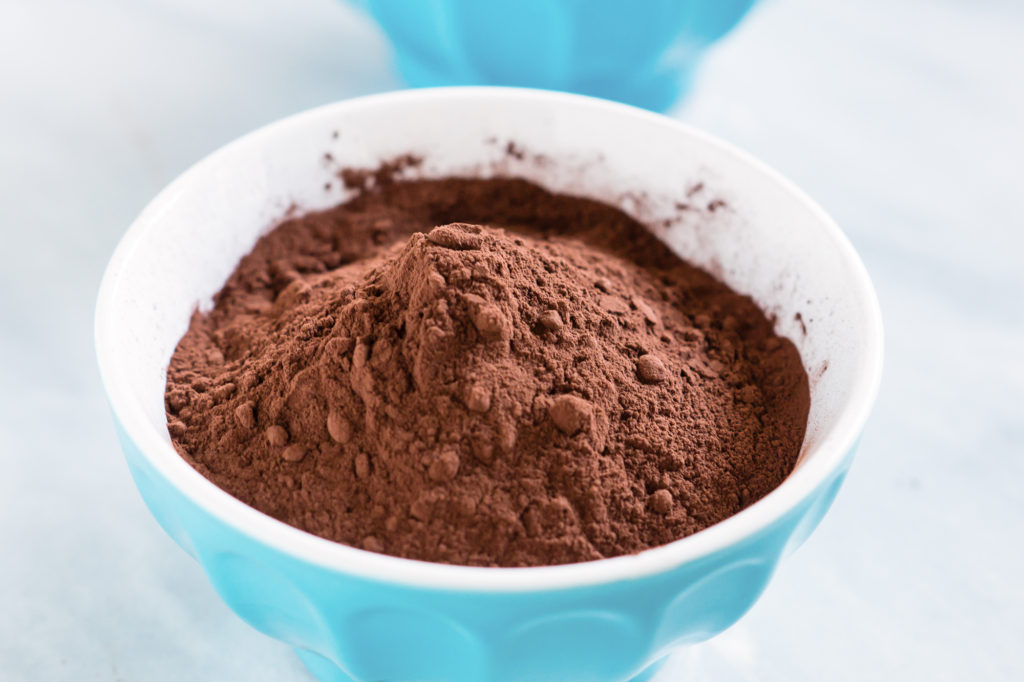 Cocoa powder lowers blood pressure   Chocolate No Bake Cookies recipe   Girlfriend is Better