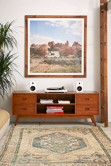 Micah Media Console   Urban Outfitters