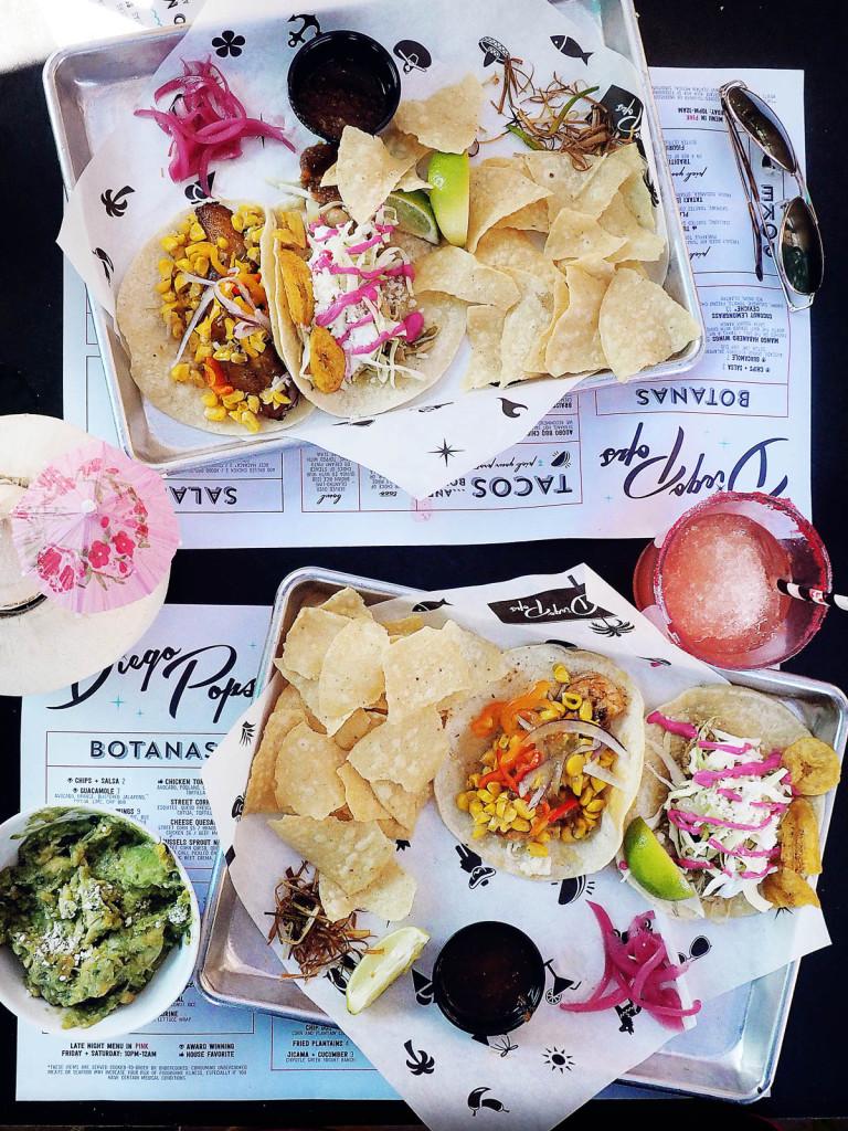 Diego Pops Southwestern tacos in Scottsdale Arizona | Travel guide | Girlfriend is Better