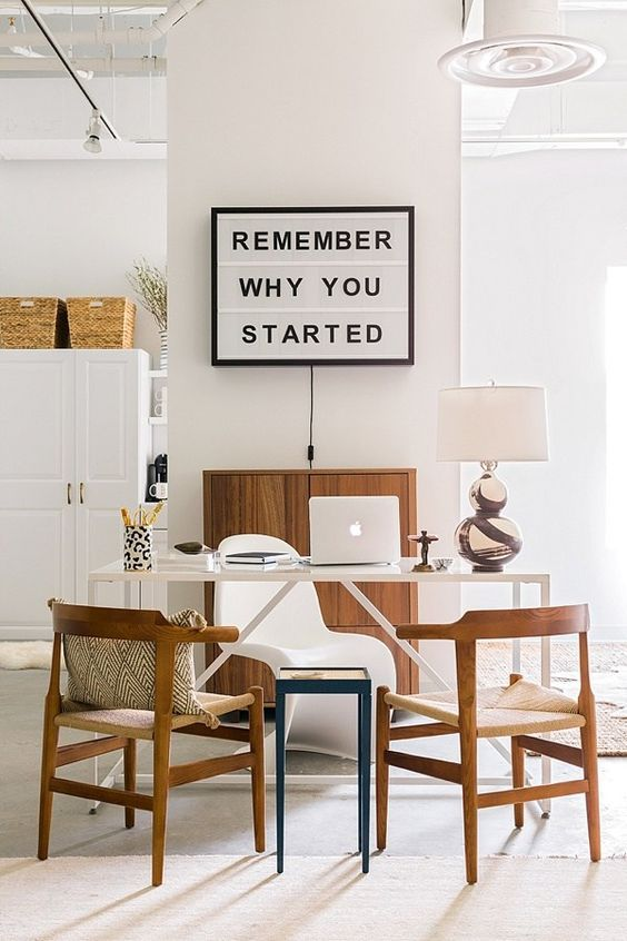 Use inspirational quotes in Career center | Feng Shui guide | Girlfriend is Better
