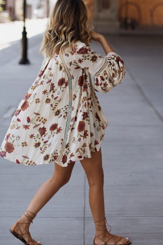 Spring dresses with no waist   Girlfriend is Better