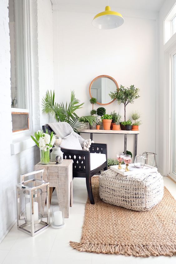 How to Create a Sunroom in Your Home   Girlfriend is Better