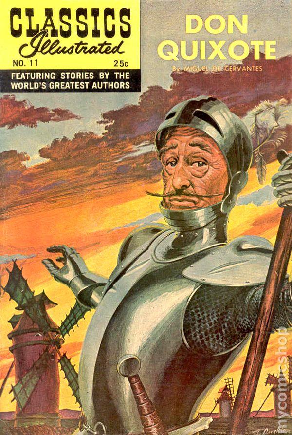 Don Quixote by Miguel de Cervantes   Best summer classic novels   Girlfriend is Better
