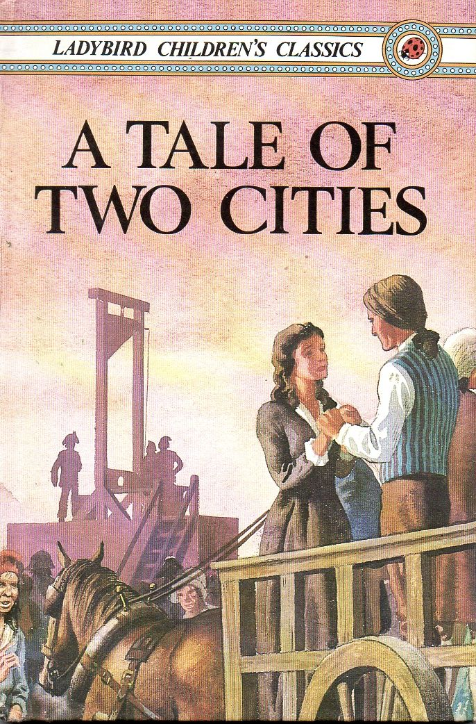 A Tale of Two Cities by Charles Dickens   Best summer classic novels   Girlfriend is Better