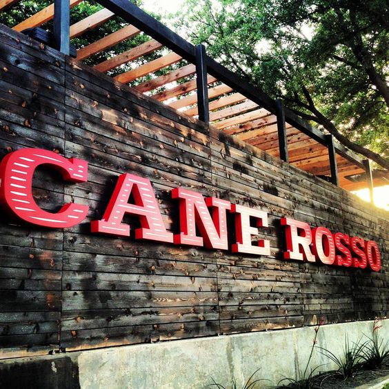 Cane Rosso Pizza in Deep Ellum   Dallas, Texas travel guide   Girlfriend is Better