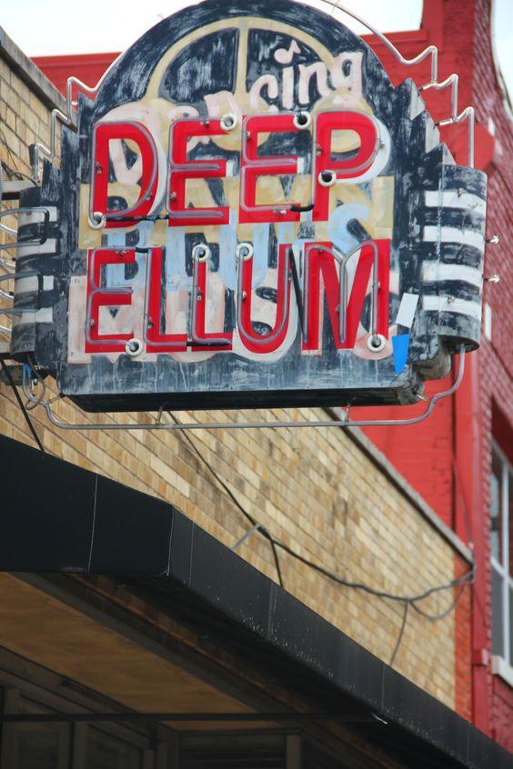 Deep Ellum Texas   Dallas travel guide   Girlfriend is Better
