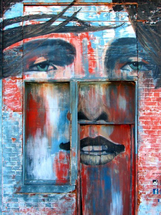 Deep Ellum mural   Dallas, Texas travel guide   Girlfriend is Better