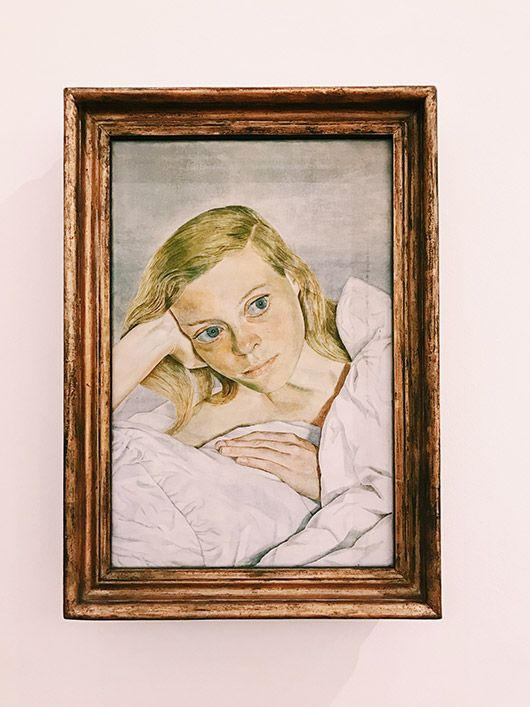Vintage portraits perfect for the bedroom | Girlfriend is Better