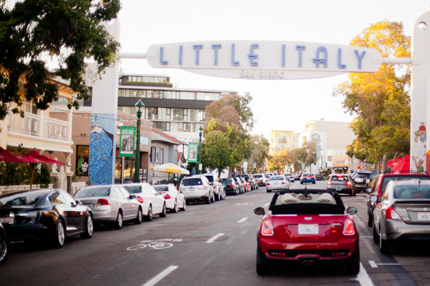 Little Italy San Diego travel guide | Girlfriend is Better