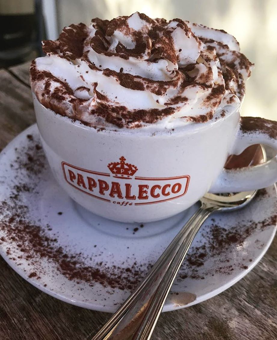 Pappalecco coffee Little Italy San Diego | Girlfriend is Better