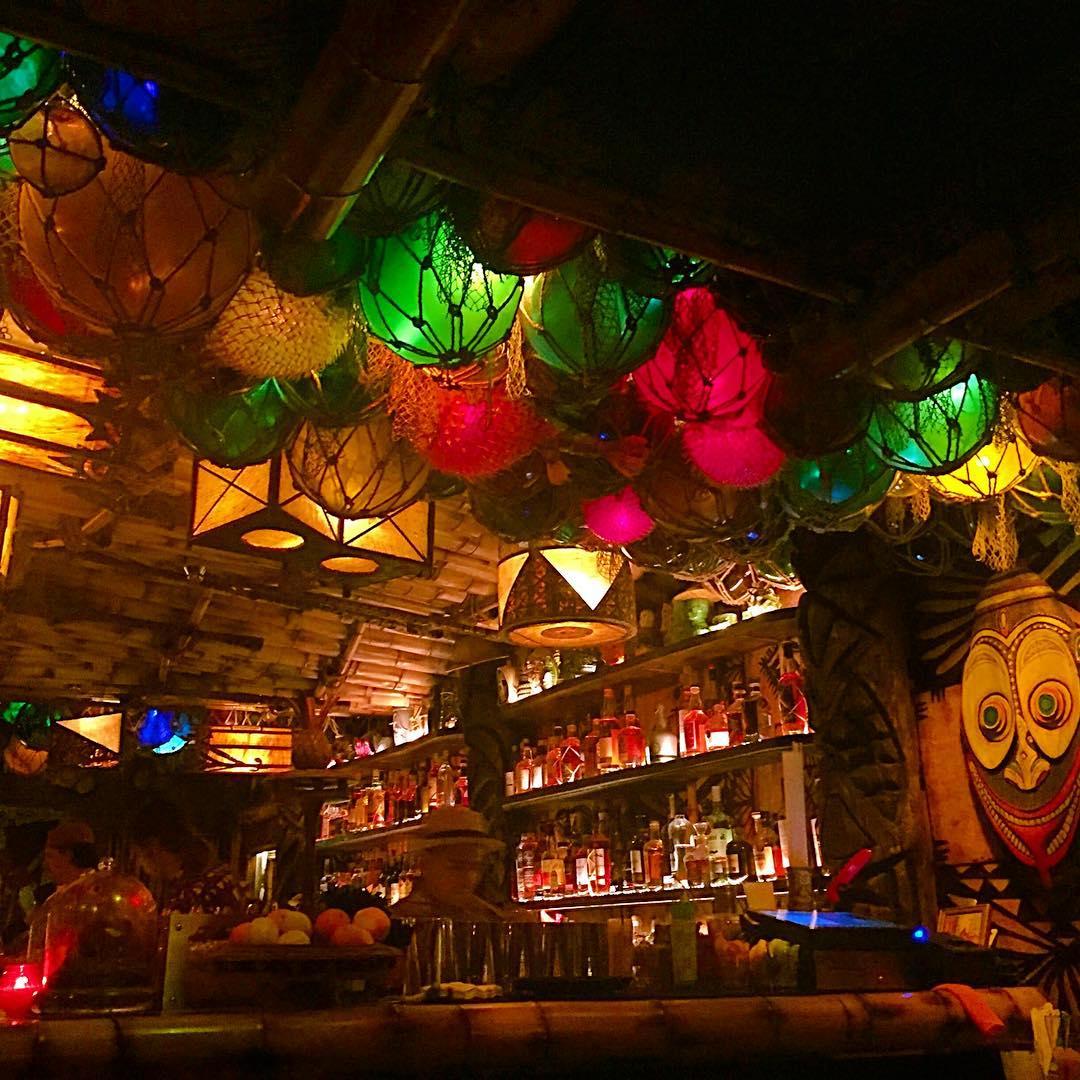 False Idol tiki lounge speak easy Little Italy San Diego | Girlfriend is Better