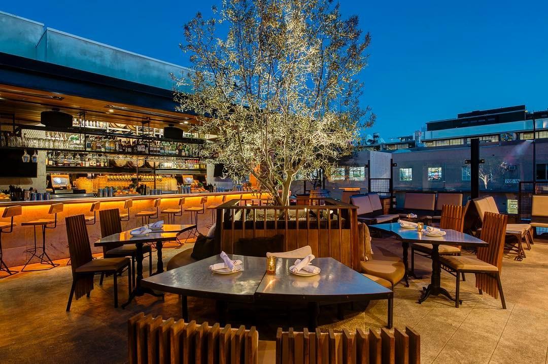Kettner Exchange rooftop bar Little Italy San Diego | Girlfriend is Better