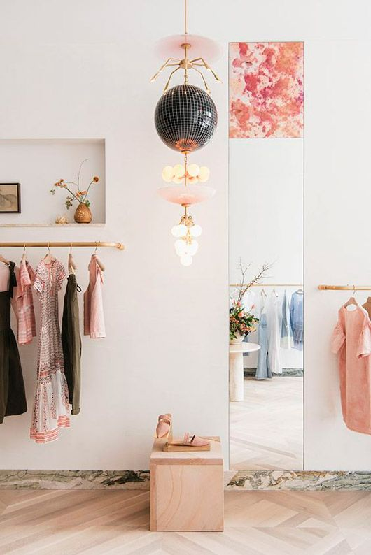Libra astrology home decor guide | Beautiful closet or dressing room | Girlfriend is Better