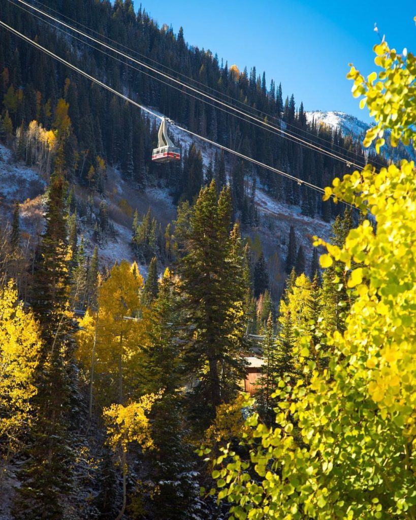Oktoberfest Snowbird Utah Gondola | Travel Guide | Girlfriend is Better
