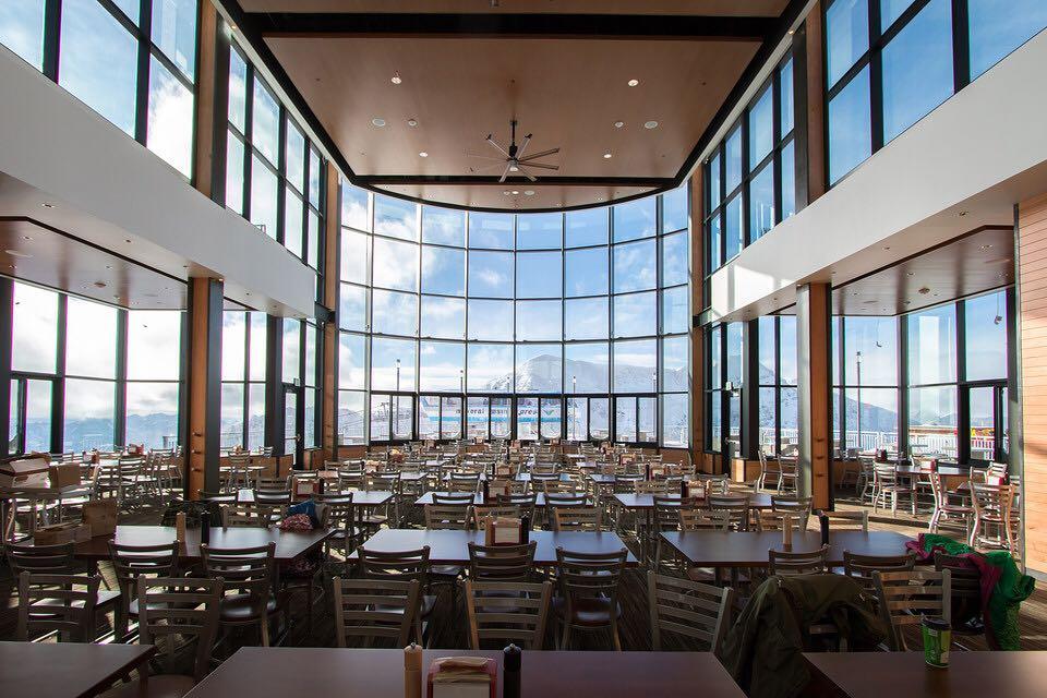 The Summit at Snowbird Utah Oktoberfest dining | Girlfriend is Better