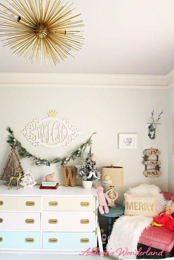 Sunburst light fixture | Celestial decor | Girlfriend is Better
