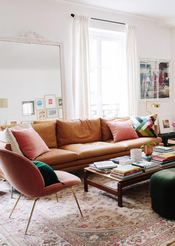 Sagittarius astrology home decor   Comfy sofa Bohemian   Girlfriend is Better