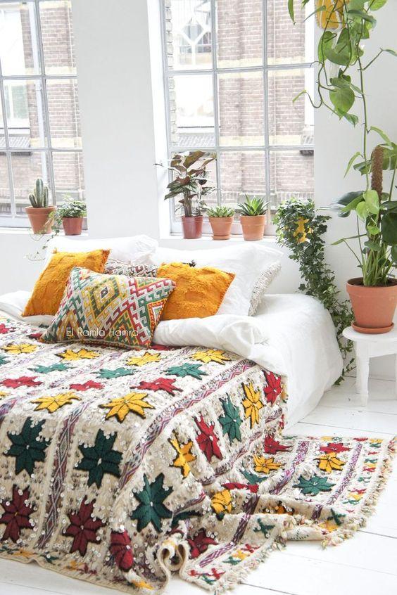 Capricorn astrology home decor guide   handmade quilt   Girlfriend is Better