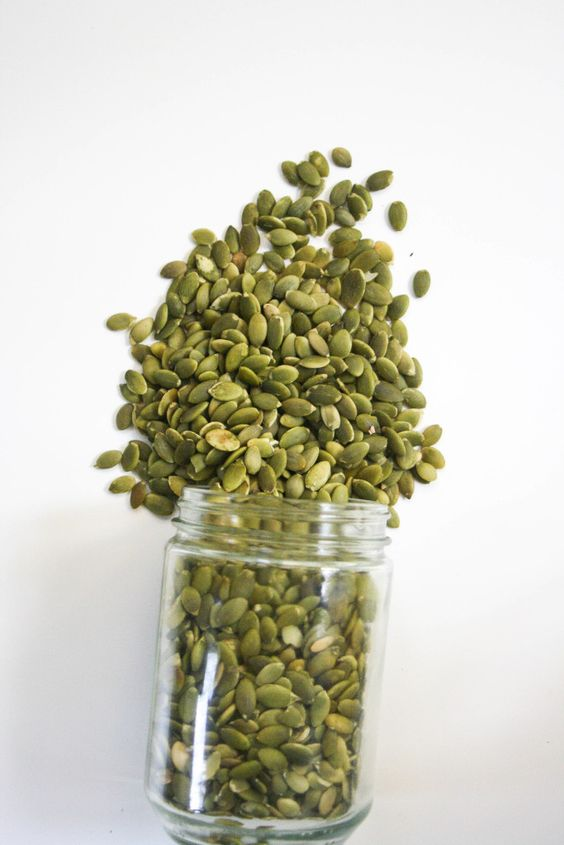 Pepita seeds high iron | Green Smoothie recipe low glycemic | Girlfriend is Better