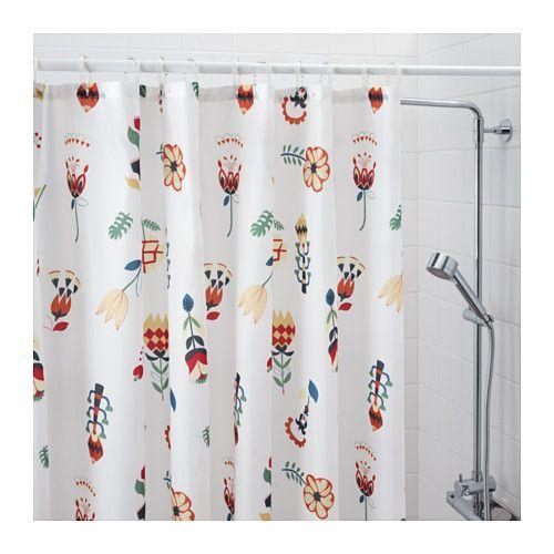 Shower curtains under $50 | Hygge decor | Girlfriend is Better
