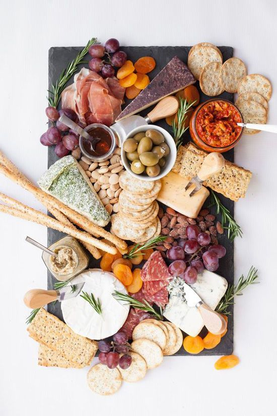 Spring Hygge cheese board   Girlfriend is Better