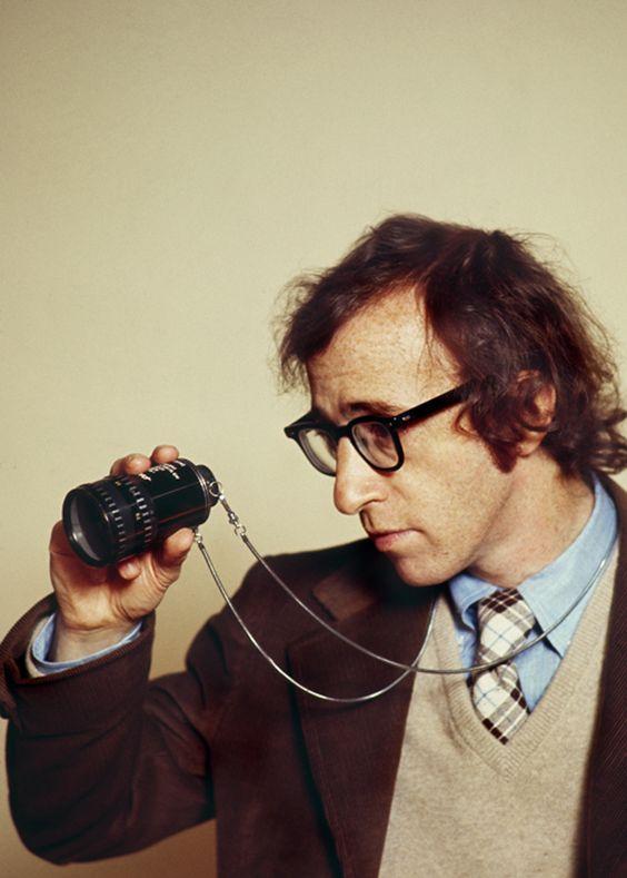 Director Woody Allen   5 Favorite movies review   Girlfriend is Better