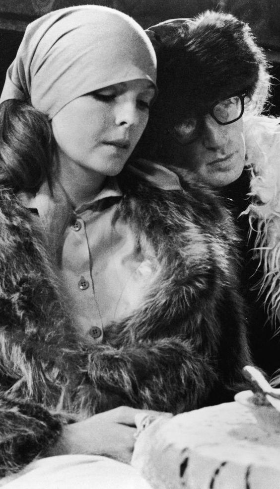 Woody Allen and Diane Keaton   Love and Death   5 favorite movies review   Girlfriend is Better
