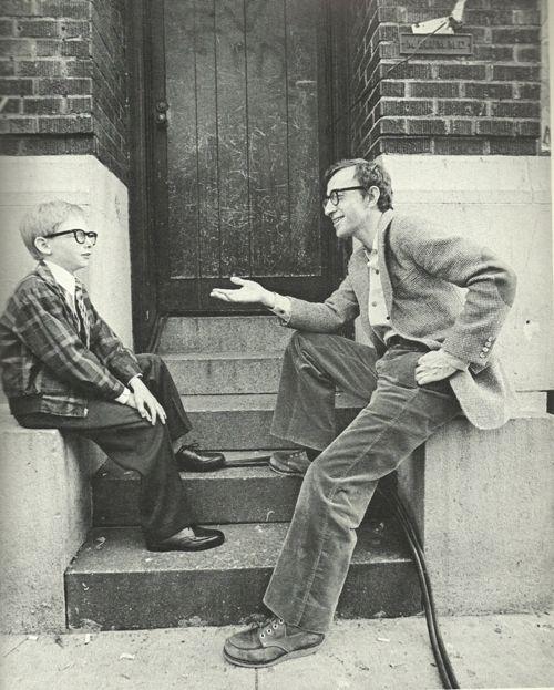 Woody Allen 5 favorite movies review   Radio Days   Girlfriend is Better
