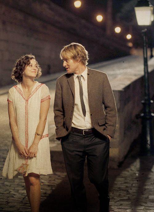 Owen Wilson and Marion Cotillard   Midnight in Paris   5 favorite Woody Allen movies review   Girlfriend is Better