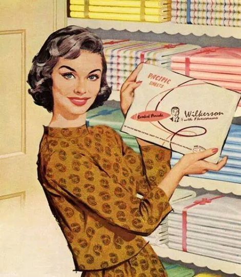 Cleaning lists tips and tricks for easy house work | vintage housewife | Girlfriend is Better