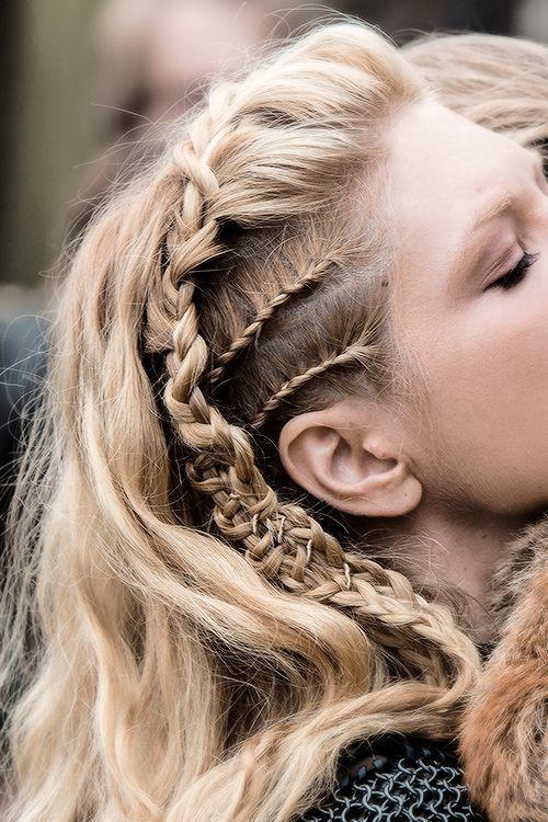 Mohawk side braids hair style | Girlfriend is Better