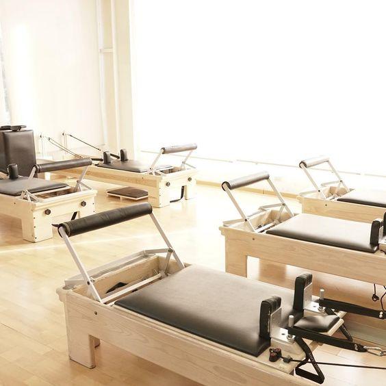 Pilates reformer machines   Studio classes   Girlfriend is Better