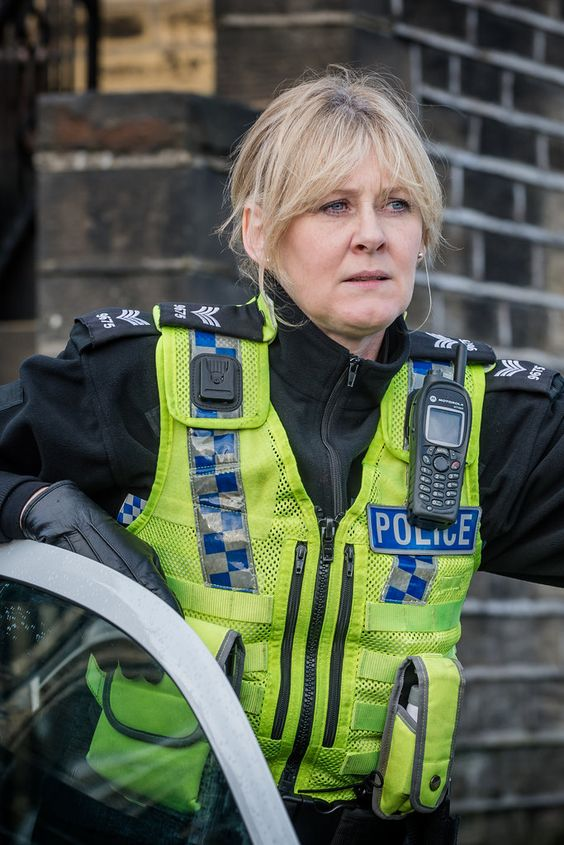British crime drama Happy Valley Netflix   Sarah Lancashire   Girlfriend is Better