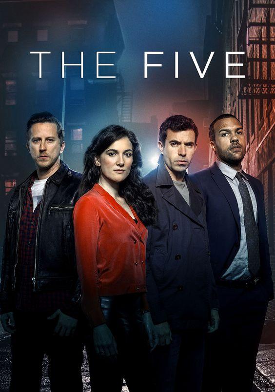 Netflix British crime drama   The Five   Girlfriend is Better