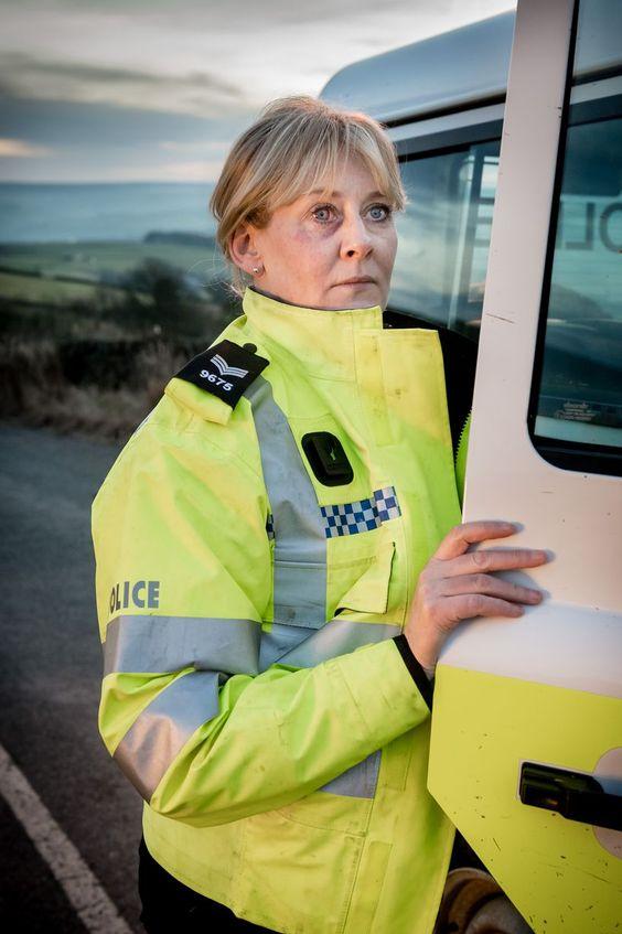 British crime drama Happy Valley   Sarah Lancashire   Girlfriend is Better