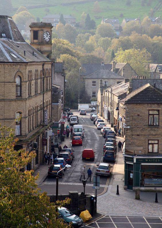 British crime drama locations   Happy Valley   Hebden Bridge Upper Calder Valley West Yorkshire   Girlfriend is Better