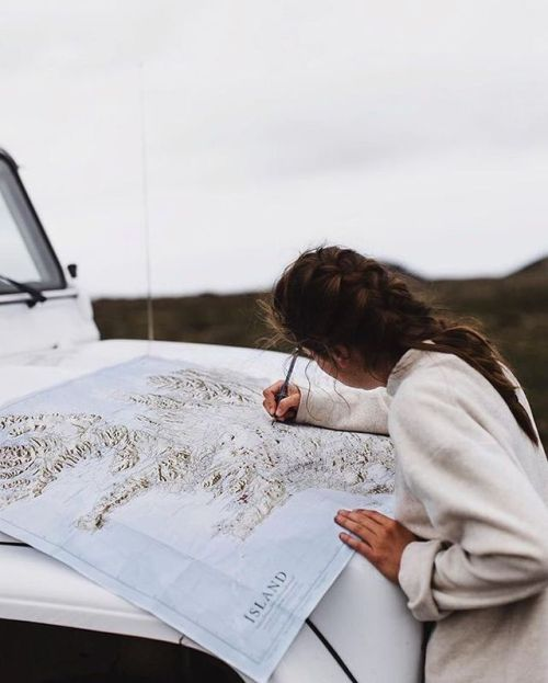 Yellowstone National Park travel guide   road trip map   Girlfriend is Better