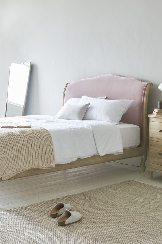 French linen bedding   blanket pillow shams   Girlfriend is Better