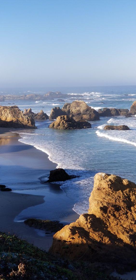 Fort Bragg California coastal weekend trip   travel guide   Girlfriend is Better