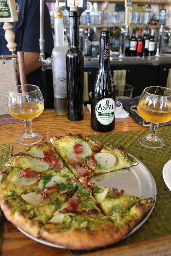 Fort Bragg California coastal weekend travel guide | Picaci Pub Pizzeria | Girlfriend is Better