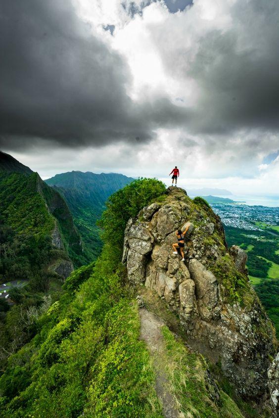 Oahu Hawaii hiking trail   Family travel guide   Girlfriend is Better