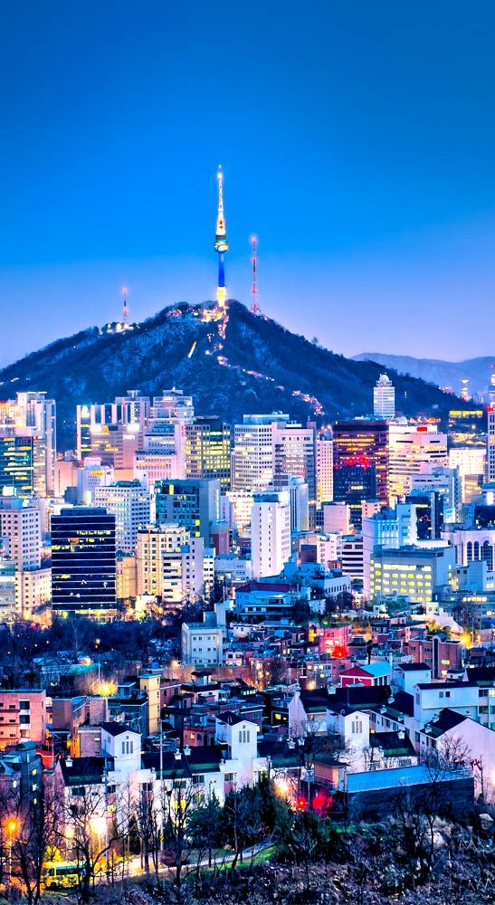 Foreign Language | South Korean sky line | Girlfriend is Better