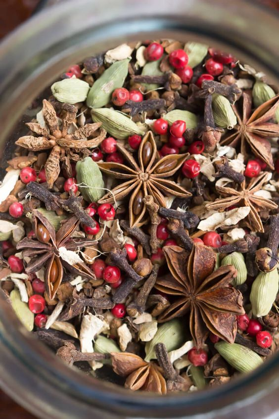 Home Tea Blends   Assorted spices   Girlfriend is Better