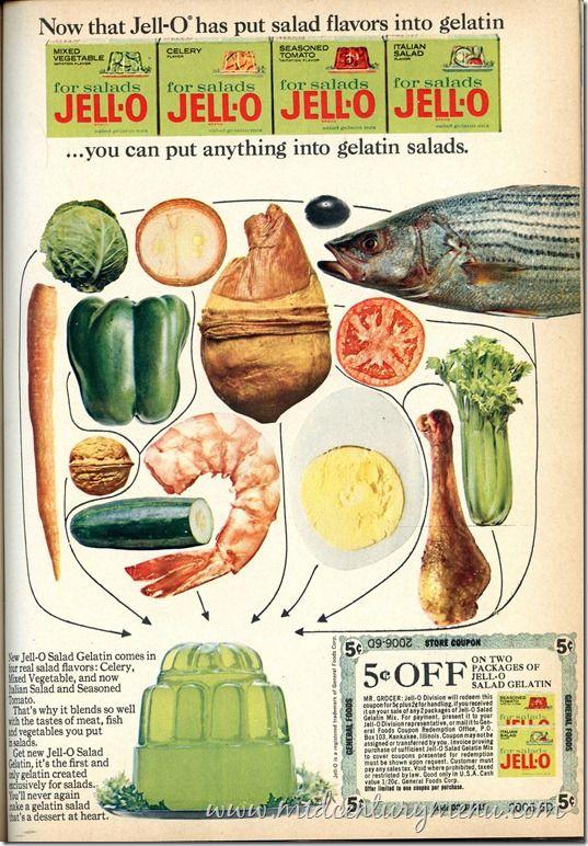 Jello Salads | Savory items | Girlfriend is Better